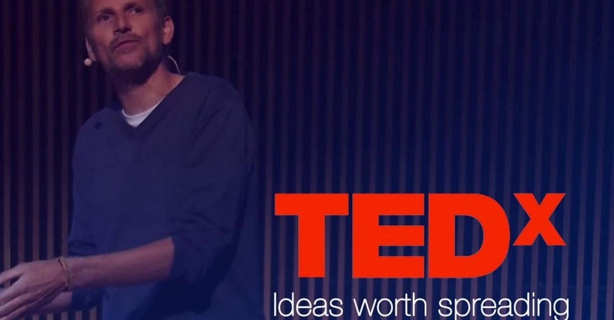 Changeons de vie : le fondateur d'Eotim au TEDxCaen