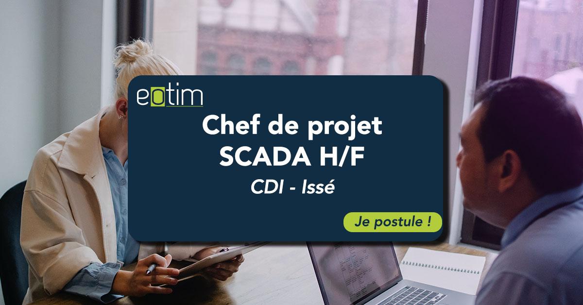 Chef de projet SCADA H/F