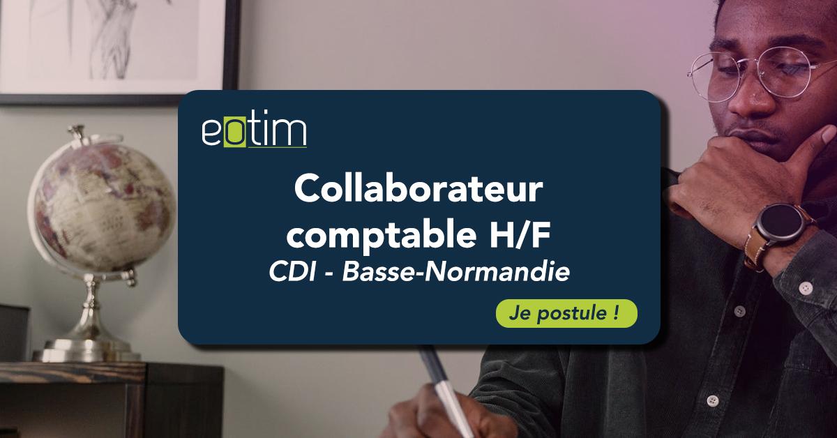 Collaborateur comptable H/F