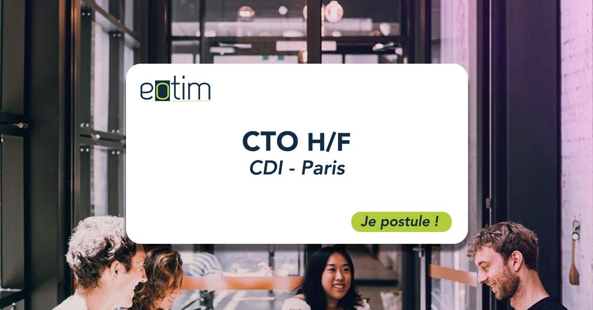 CTO H/F