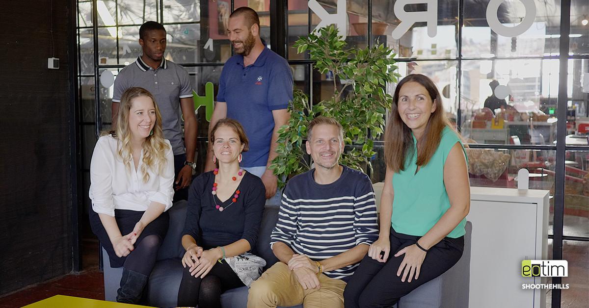 Découvrez l'équipe Eotim, à votre service pour développer vos projets au Portugal !