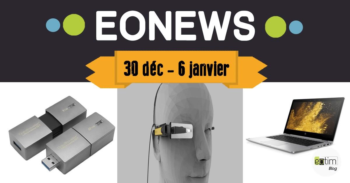 Eonews : l'essentiel de la semaine (30 déc - 6 janvier)