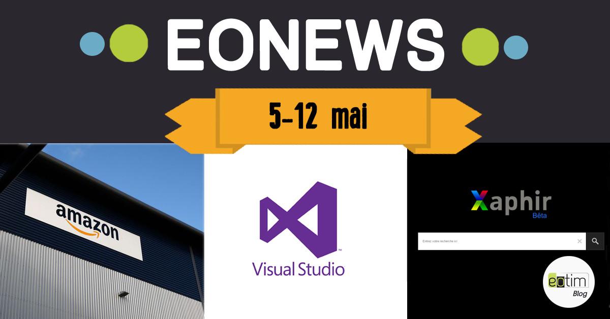 Eonews : l'essentiel de la semaine (5-12 mai)