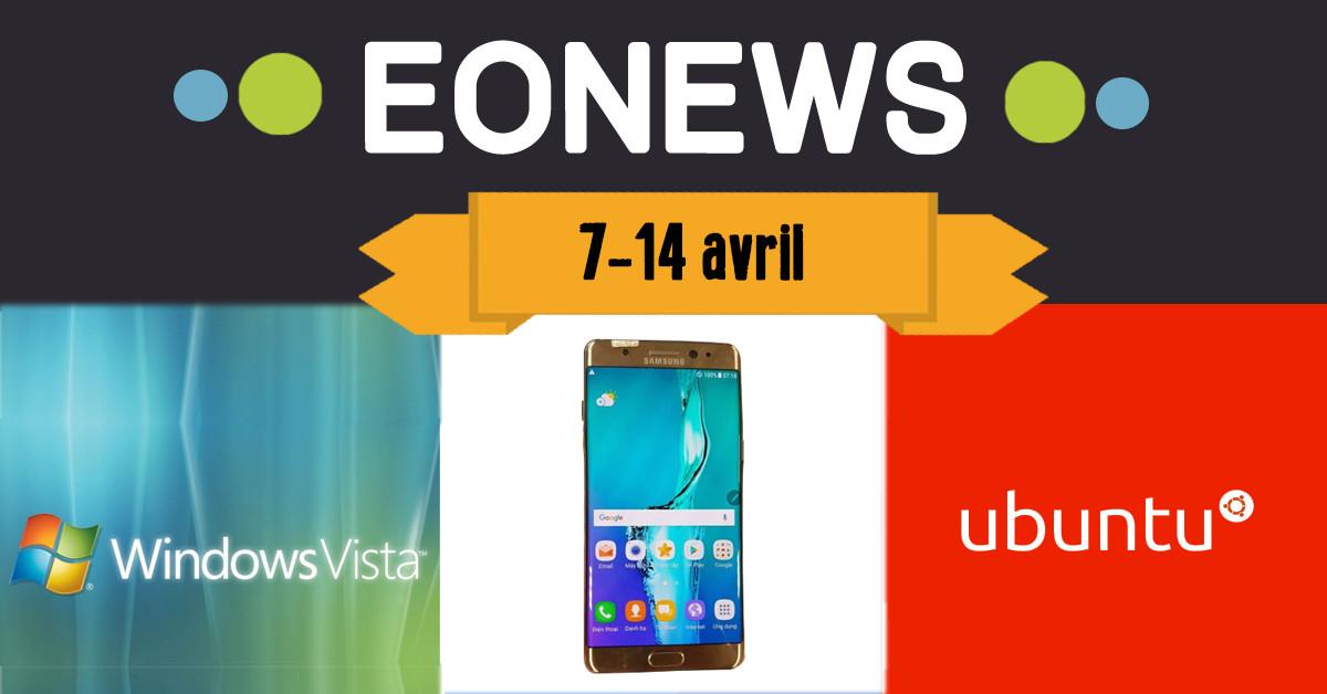 Eonews : l'essentiel de la semaine (7-14 avril)