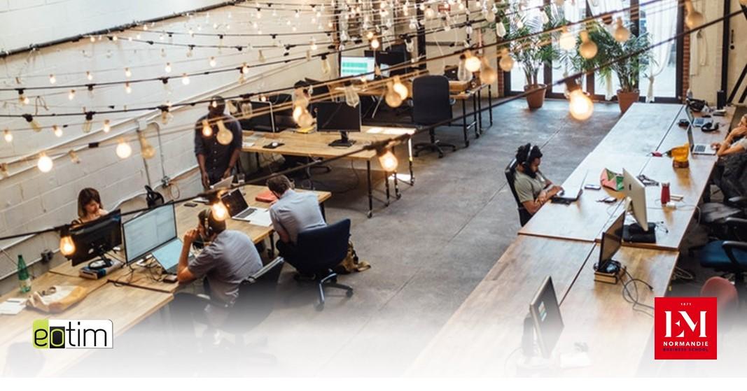 Eotips #108 : 4 raisons de travailler en espace de coworking