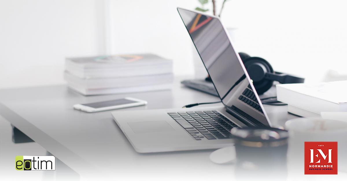 Eotips #142 : 5 conseils pour améliorer votre quotidien au travail grâce à la technologie