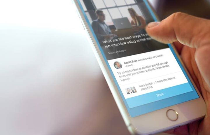 Nouveauté LinkedIn : réseautez avec les professionnels près de vous !