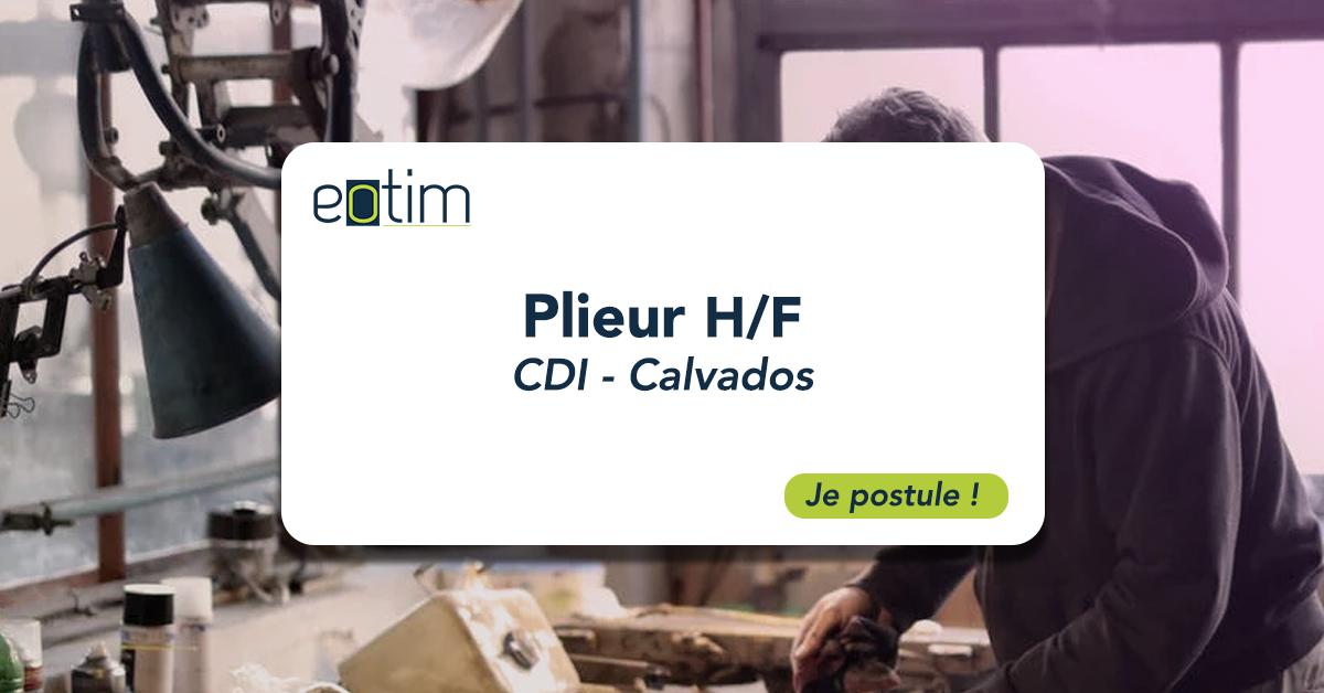 Plieur - acier, inox et aluminium H/F