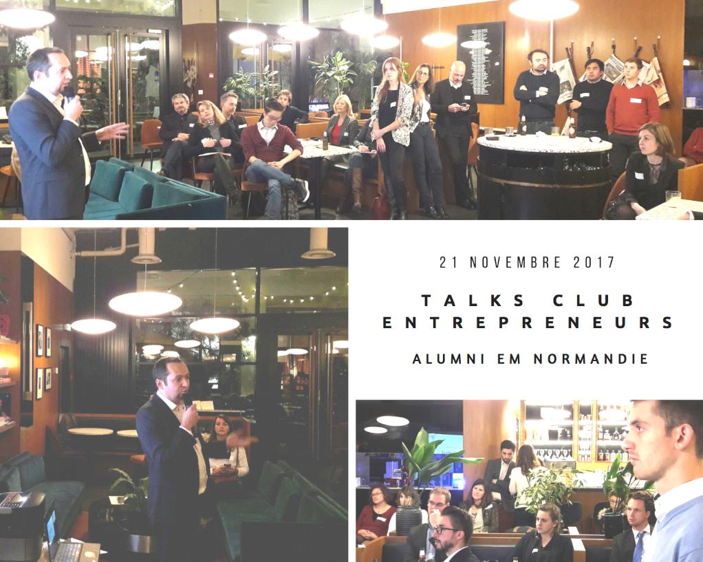 Première édition des « Talks Entrepreneurs » avec Denis FAYOLLE