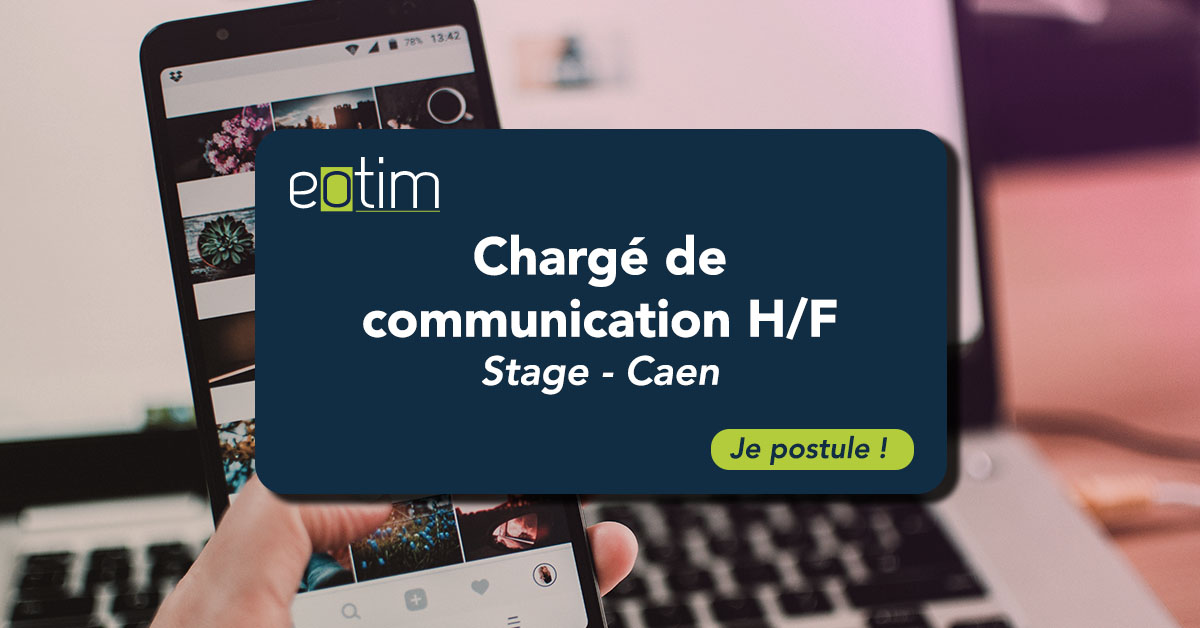 Stage Chargée de communication H/F