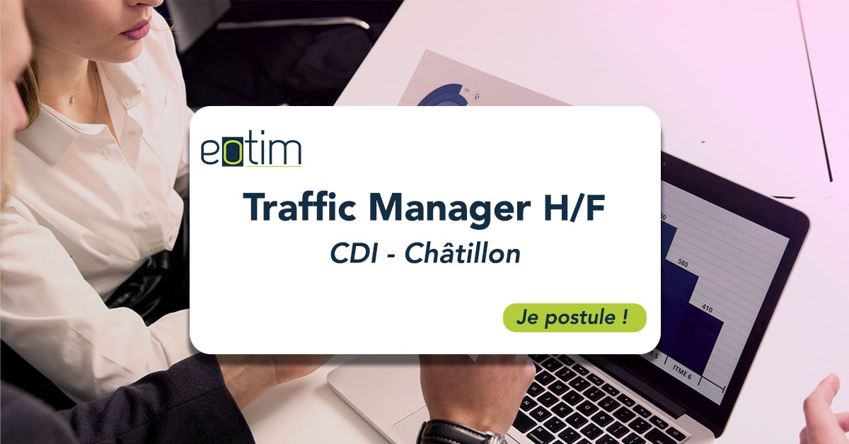 Traffic Manager H/F