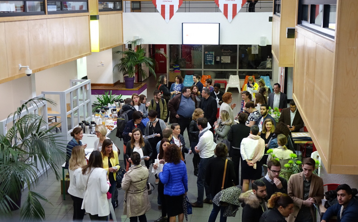 #TruNormand 2017 : notre récap du plus grand événement recrutement en Normandie