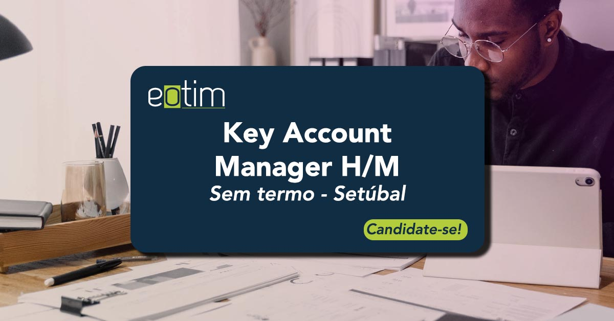 Key Account Manager H/M