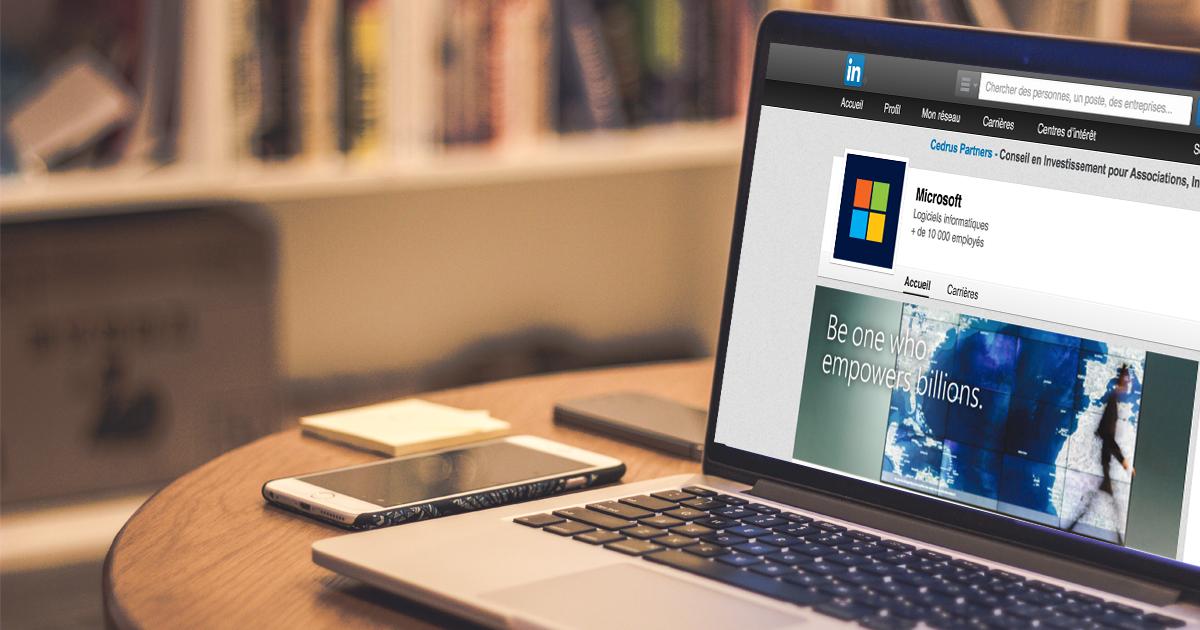 Microsoft rachète LinkedIn : pourquoi ?