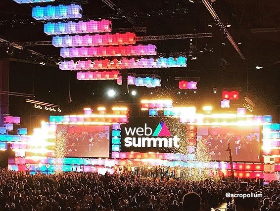 Web Summit Edition 2018